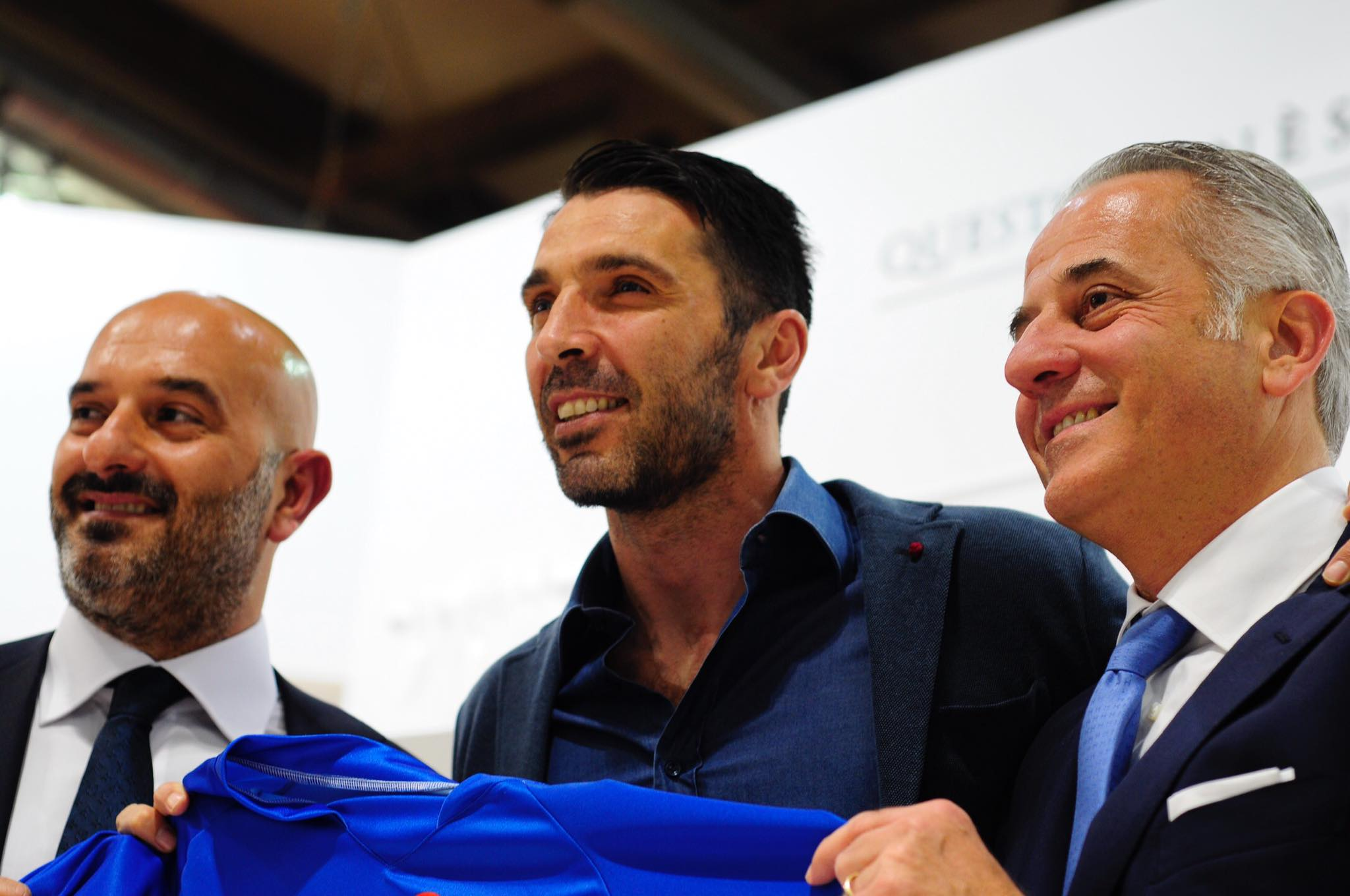 Buffon Rho Fiera Milano