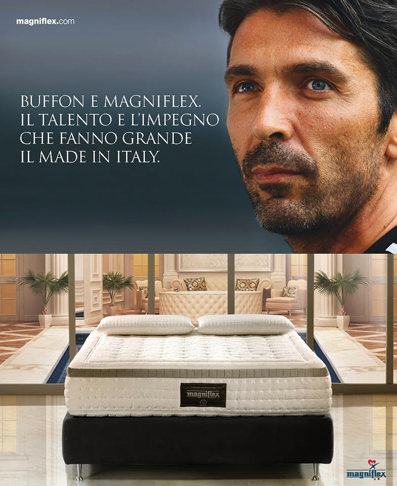 Buffon and Magniflex